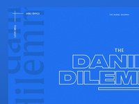 Daniel Dilemma Series Graphic