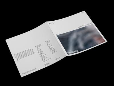 Heart of Heaven — Booklet