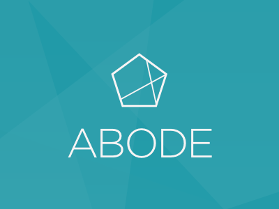 Abode Logo - Single Color logo