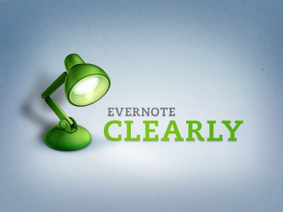 Evernote Clearly Launches evernote clearly logo