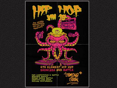 HIP HOP JAM 10