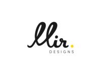Mir.designs logo process