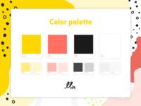 Mir.Design Color Palette