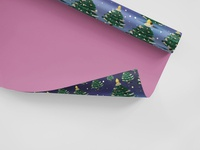 Gift Wrapping Paper Christmas