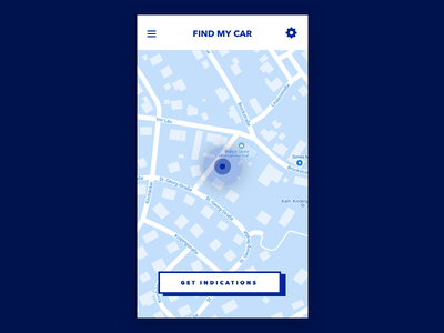Daily UI challenge #029 — Map daily challange daily ux ui map
