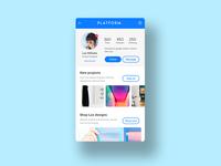 Simple platform portfolio