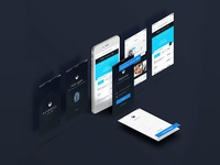 Sandhill Abnking App Dribbble