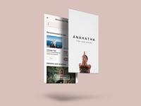 Anahata Yoga Screens