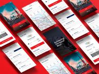 Perspective app screens mock up 16