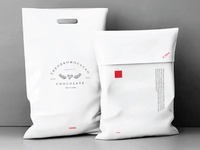 Chocolate Shopping Bags