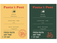 Pasta Labels