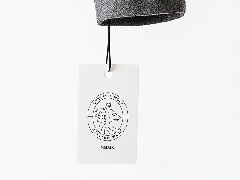 Stylishwolf Tag istanbul tasarım istanbul logo istanbul packaging istanbul branding fashion branding moda markası istanbul label tag