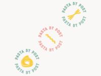 Circle Logos for Pasta by Post