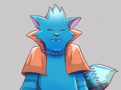 Blue Critter