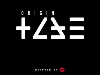 Origin Take logomark identity start up apparel clothing new logotype logo design brand