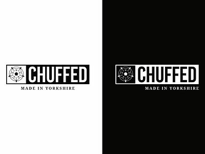 Chuffed Yorkshire apparel yorkshirepride logo type design branding