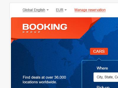 Corporate website web design