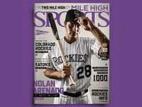 Mile High Sports - April 2016