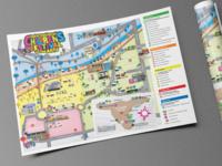 Northern Alberta International Children's Festival Site Map