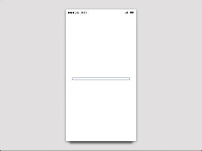 Progress Bar progressbar loading ui vector invisionstudio animation app design app news deals portfolio stocks finance tech fintech nyc uidesign design concept dailyui
