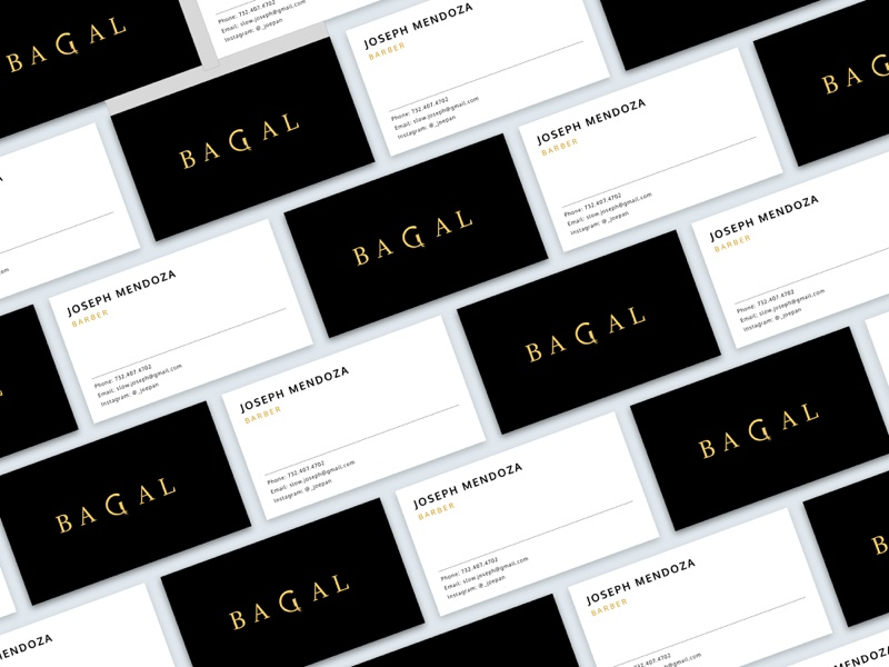 Business Cards By Patrick Maulion
