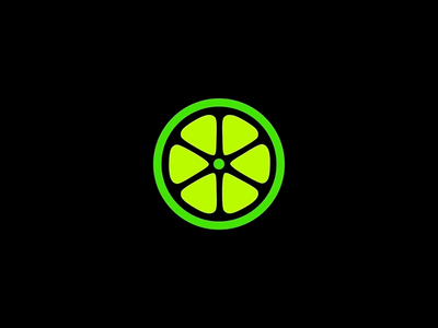 Logo Motion Challenge Day 20 - Lime