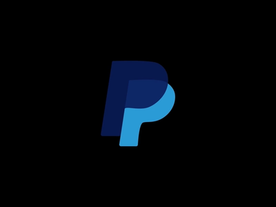Logo Motion Challenge Day 23 - Paypal brand branding exploration branding logomotionchallenge logos logo venmo payment credit paypal pp transition invision animation invisionstudio vector concept design