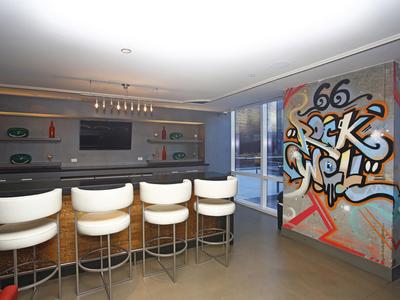 66 Rockwell Interior Mural