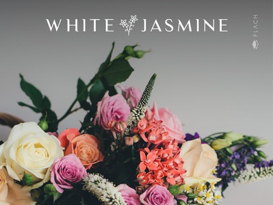 Logo Proposal - White Jasmine