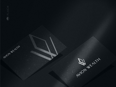 Sophisticated Logo Proposal for a Wealth Management Firm investment wealth management money management money rich wealth high-end branding design logo