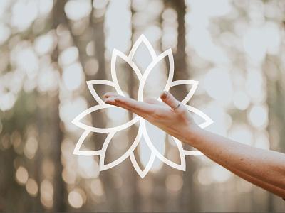 Logo Proposal - Yoga Studio wellness yoga logo branding yoga