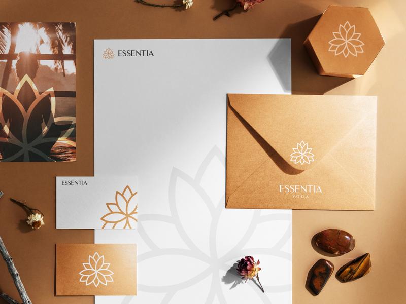 Logo Proposal - Yoga Studio