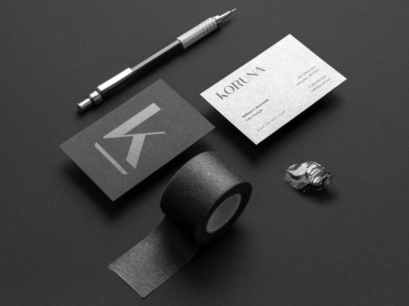 Branding // Koruna