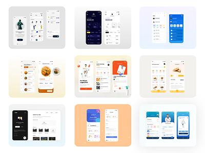 The Best Nine Of 2020 sri lanka app design ui app ui ui design best design design uiux best ui ui designer best ui design 2020 best of 2020