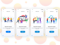 Daily UI Design | Onboarding UI design