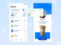 Wallet UI Design