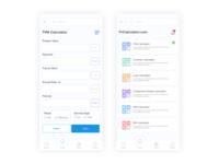 Wallet App UI Design