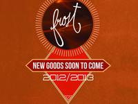 Frostwear Fall Release Flyer
