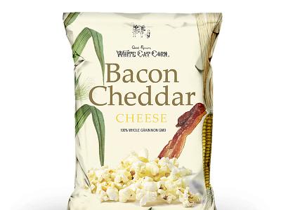 Popcorn packaging branding packaging
