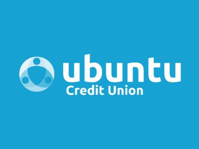 Ubuntu On Blue identity logo