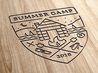 Summer Camp in Wood