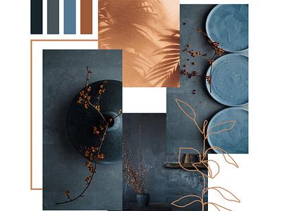 MoodBoard table decor interior decor interior design interior moodboard