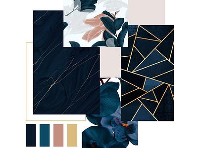 Moodboard wallpaper texture design interior decor interiordesign moodboard