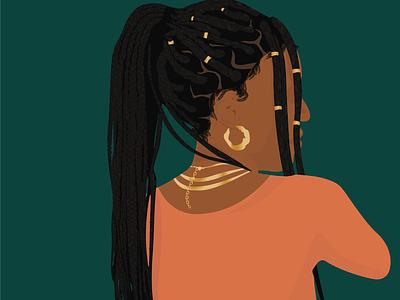 Black Lives Matter Design Grant illustraion toronto blacklivesmatter blm grant designgrant
