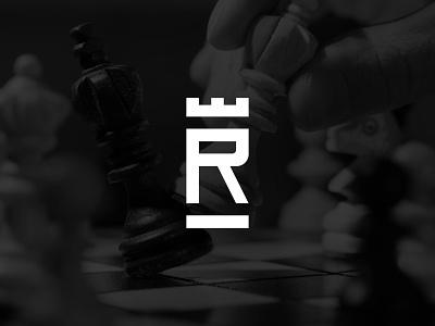 Rook Logo Mark logo mark logo chess rook