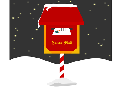 Have you posted your letters to Santa yet?