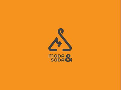 Simple Logo for a fashion consultant clothes hanger fashion fashion brand logo design logo