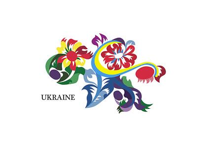 New Touristic Logo for Ukraine logo country tourism ukraine logo design