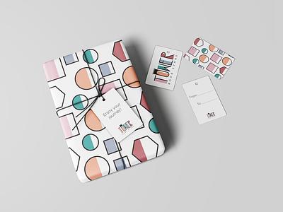 Branding Design for a Bookstore (p. 1) design color vector illustation package branding design brand identity logo design books bookstore logo pattern design pattern branding