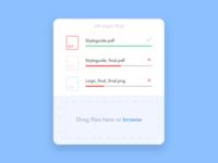 Daily UI Challenge: File Upload